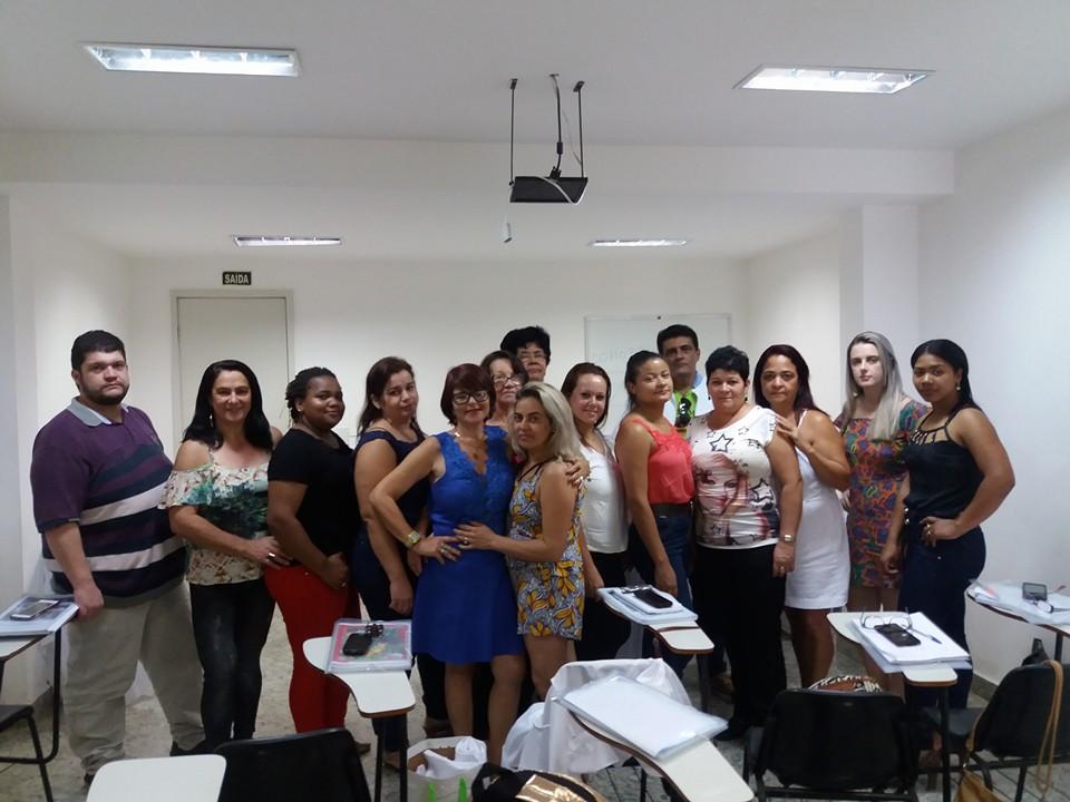 Cuidadores de idosos formados em Colatina-ES!