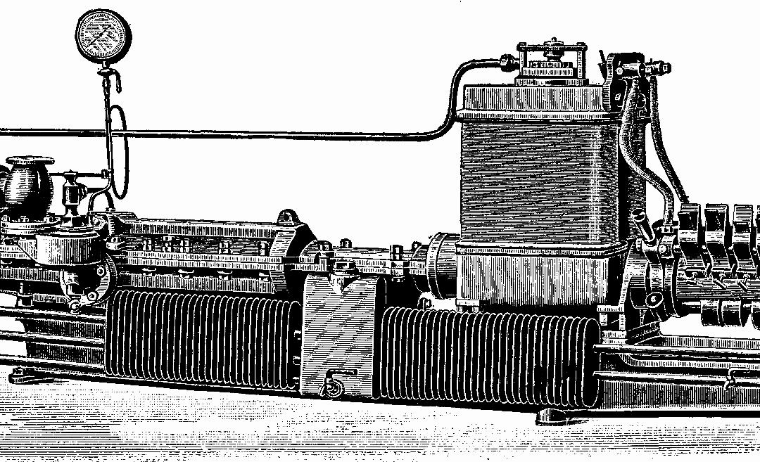 Turbina a Vapor de Parsons
